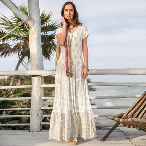 Sundance Vesna Boho Maxi Dress